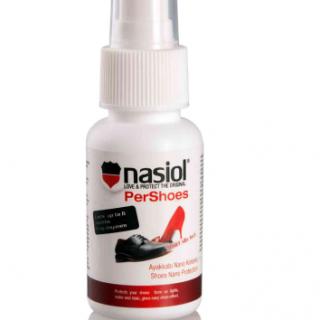 Продукт с наночастици за обувки